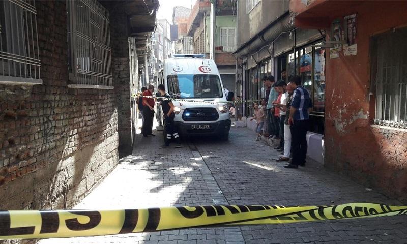 Diyarbakır'da patlama: Bir yaralı