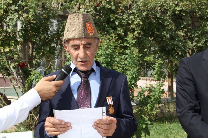 Bismil'de 19 Eylül Gaziler Günü Kutlandı