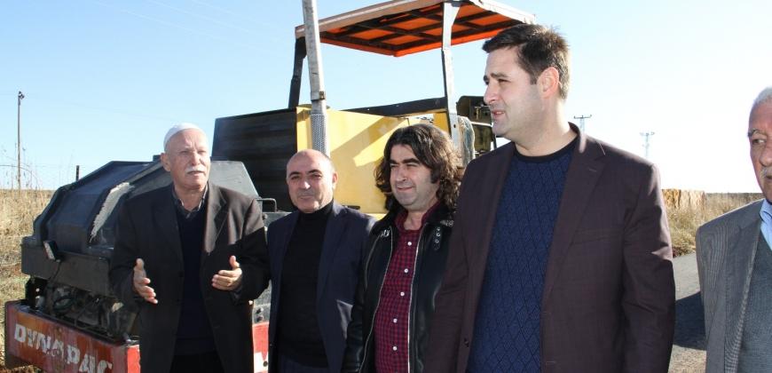 Melle Halit Poyraz'tan, Kayyum'a Teşekkür Açıklaması