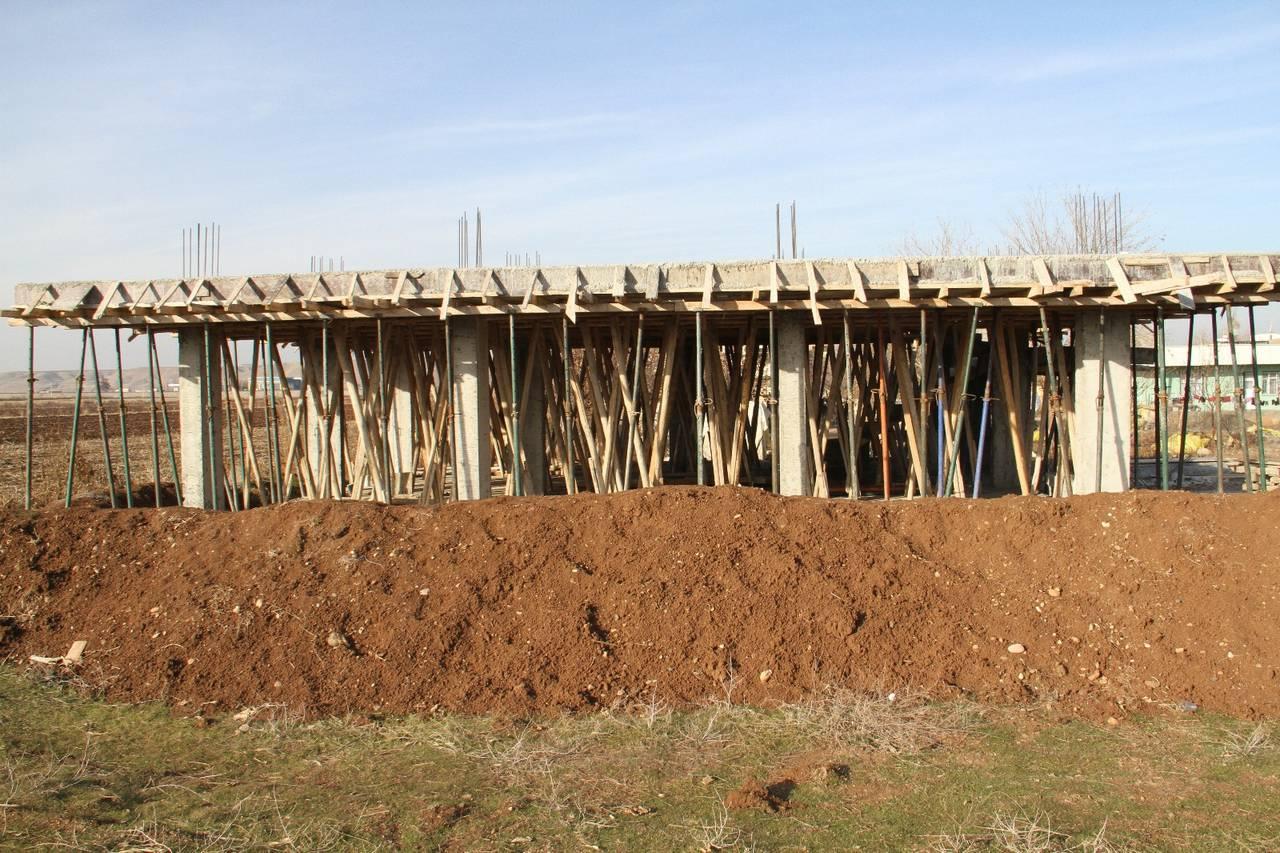 Bismil Belediyesinden  Dar Gelirli 3 Aileye Ev Yardımı