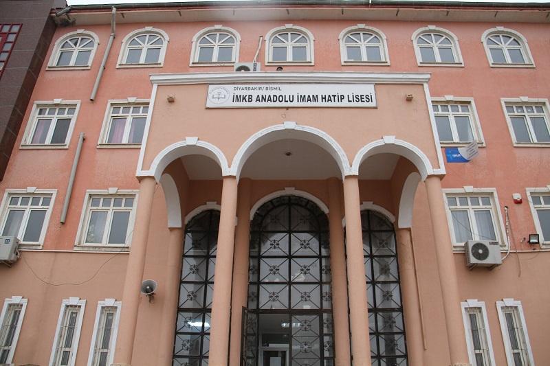 Bismil Belediyesi'nden İmam Hatip Okullara Destek