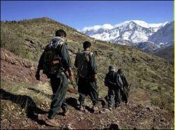 Militanlar Baraj Şantiyesini Bastı