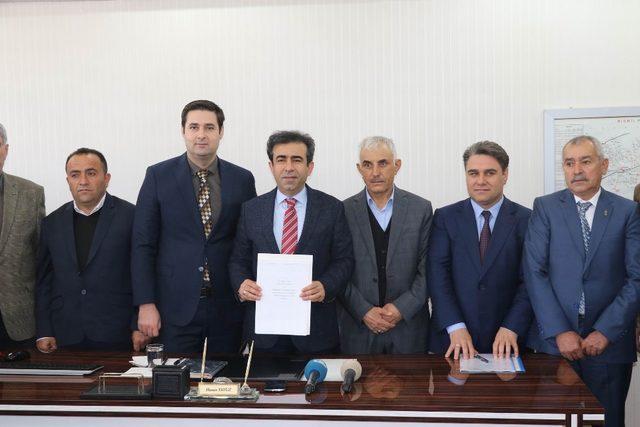 Bismil'de Milli Eğitim- Sanayi İşbirliği Protokolü İmzalandı