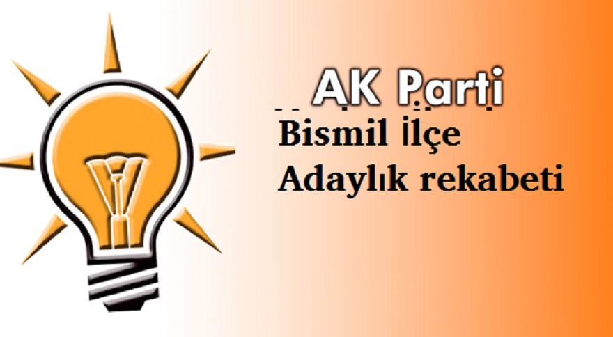 AK PARTİ'DE BİSMİL İLÇE ADAY REKABETİ