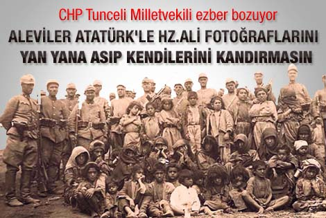CHP'li Aygün: Dersim'in sorumlusu devlet ve CHP'dir