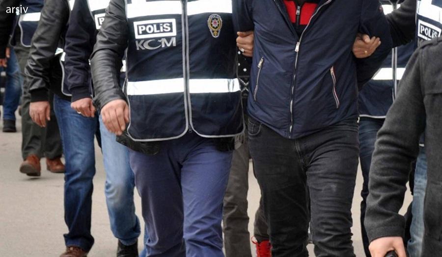 Bir haftada 4 bin 700 kişi gözaltına alındı