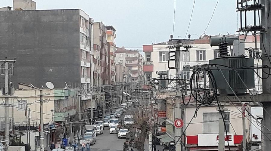 Bismil halkı beton değil yeşil alan istiyor