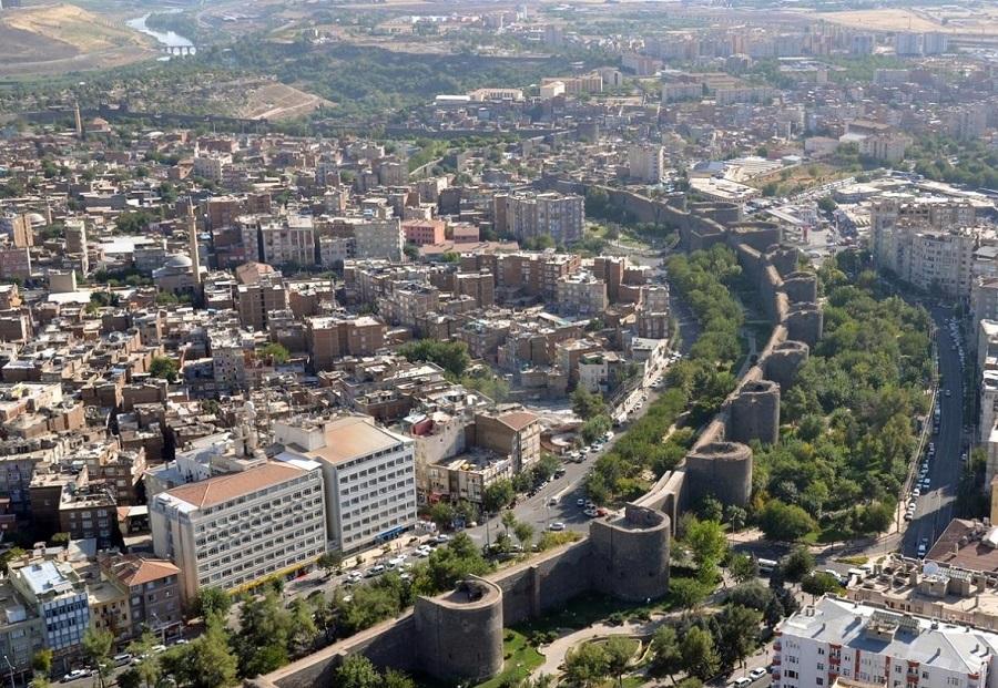 Diyarbakır'da bugün  bazı yollar kapanacak