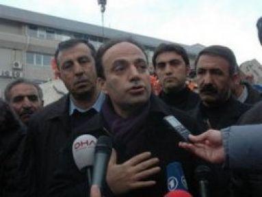 Osman Baydemir TSK'ya teşekkür etti