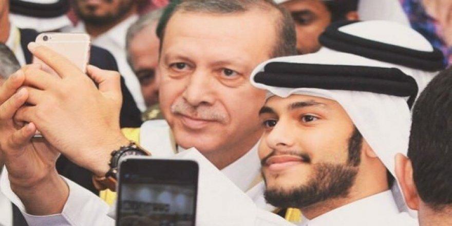 """""""Araplar, Erdoğan'ı bize ödünç verin diyorlar"""""""