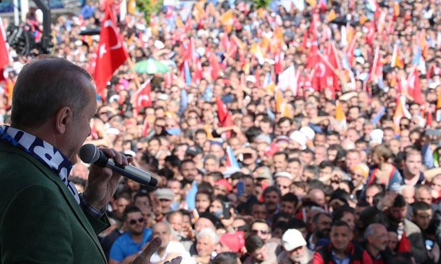 Cumhurbaşkanı Erdoğan Diyarbakır'a Geldi