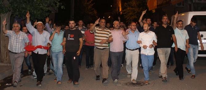 Bismil'de 15 Temmuz gecesinin Kahramanları