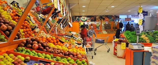 Gıda fiyatlarındaki yükseliş devam ediyor