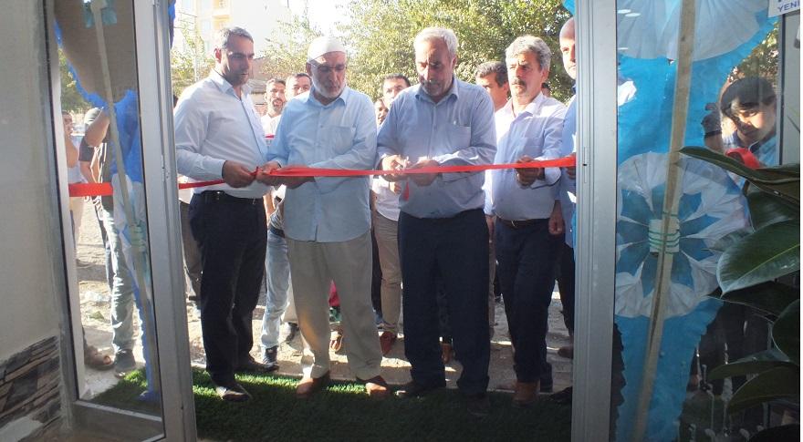 Bismil'de Hamam Açıldı