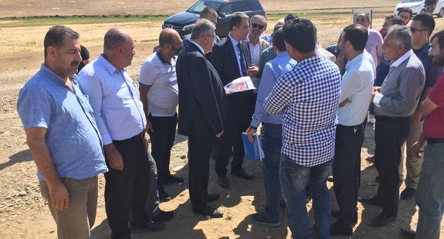 Bismil Başakşehir Sitesine Cami Yapılacak