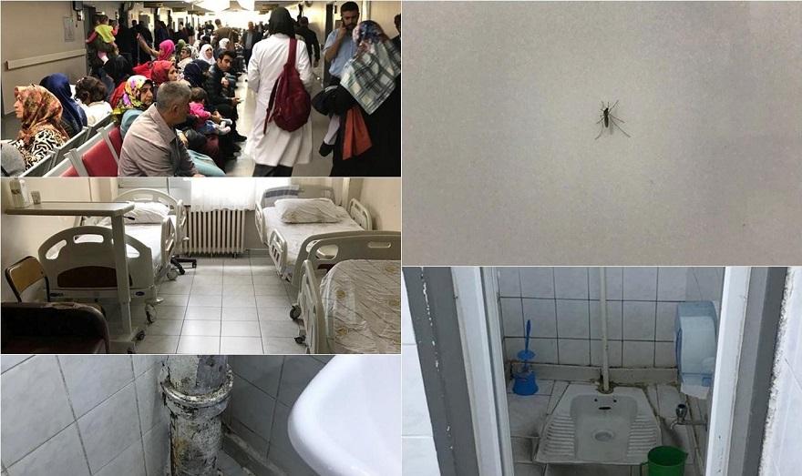 Diyarbakır'daki hastanelerle ilgili skandal iddialar