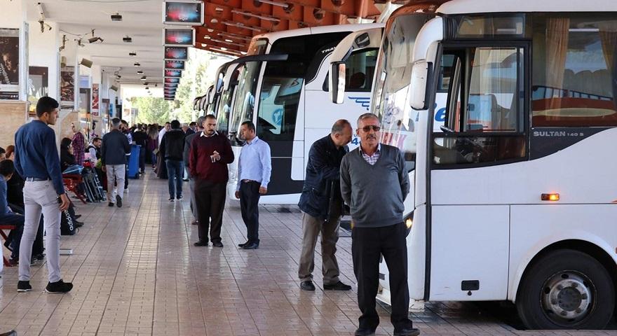 Otobüs firması yetkilileri yakıt fiyatlarından yakındı
