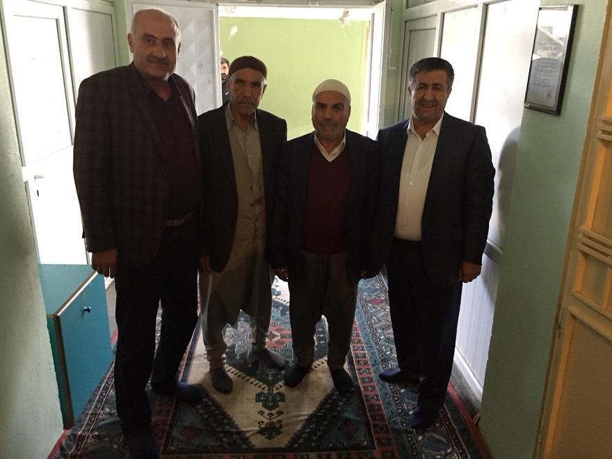 Üçtepe'deki Ayaz ve Özbek Aileleri Barıştı