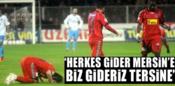 Herkes Gider Mersin'e..