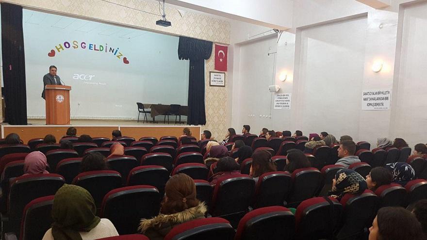 Bismil 15 Temmuz Destanı Öğretmenleriyle Mütalaa Etti