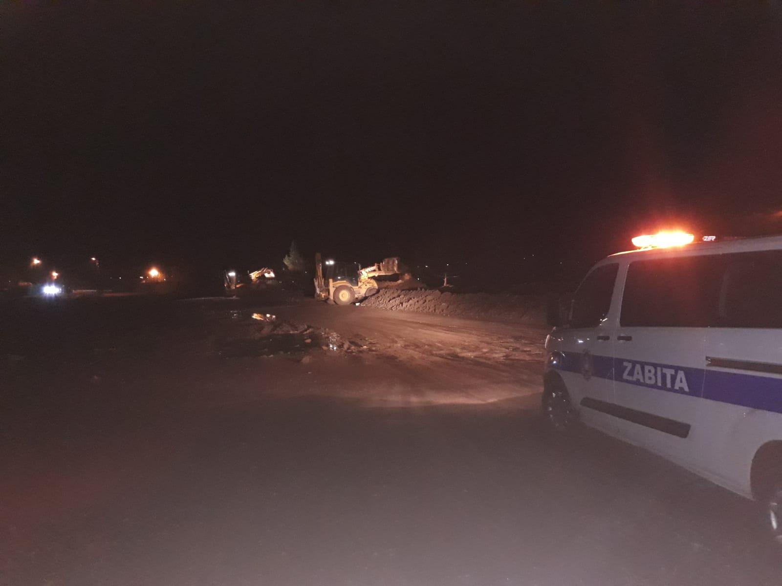 Bismil Belediyesi Sele Karşı Önlemleri Arttırdı