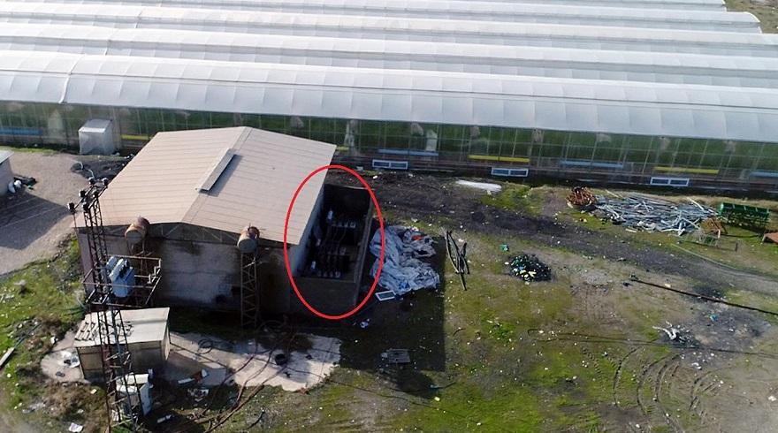 Kaçak trafolar drone ile tespit edildi