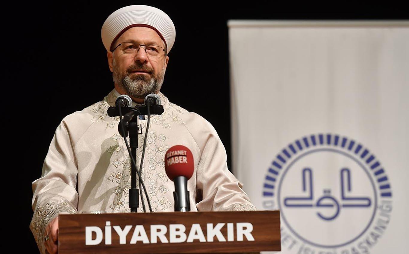 """""""Diyarbakır her şeyini İslam'la kazanmış bir şehirdir"""""""