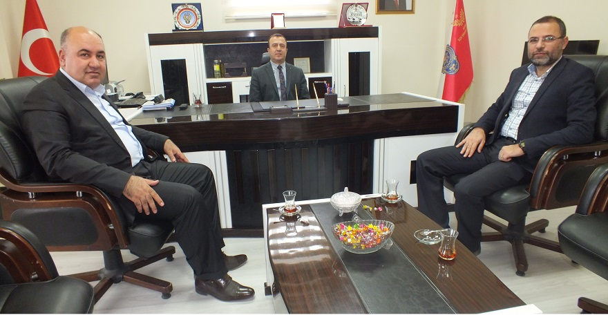 Bismil Emniyet Müdürlüğü Yeni Hizmet Binasına Taşındı