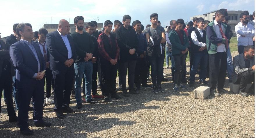 Merhum Okul Müdürü Abdulhekim Tuncay Mezarı Başında Anıldı