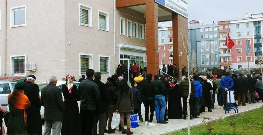 İşsizlik oranı en yüksek bölge TRC3 (Mardin, Batman, Şırnak, Siirt) oldu