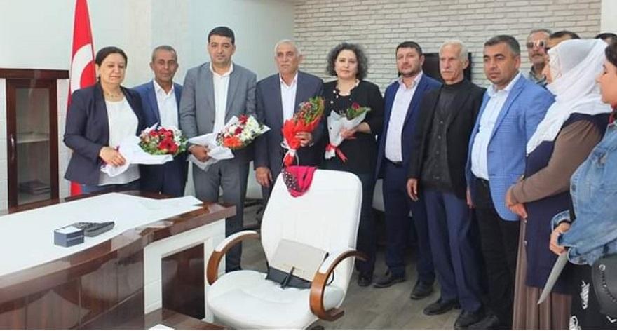 Gazetemizden Başkan Orhan Ayaz'a Hayırlı Olsun Ziyareti