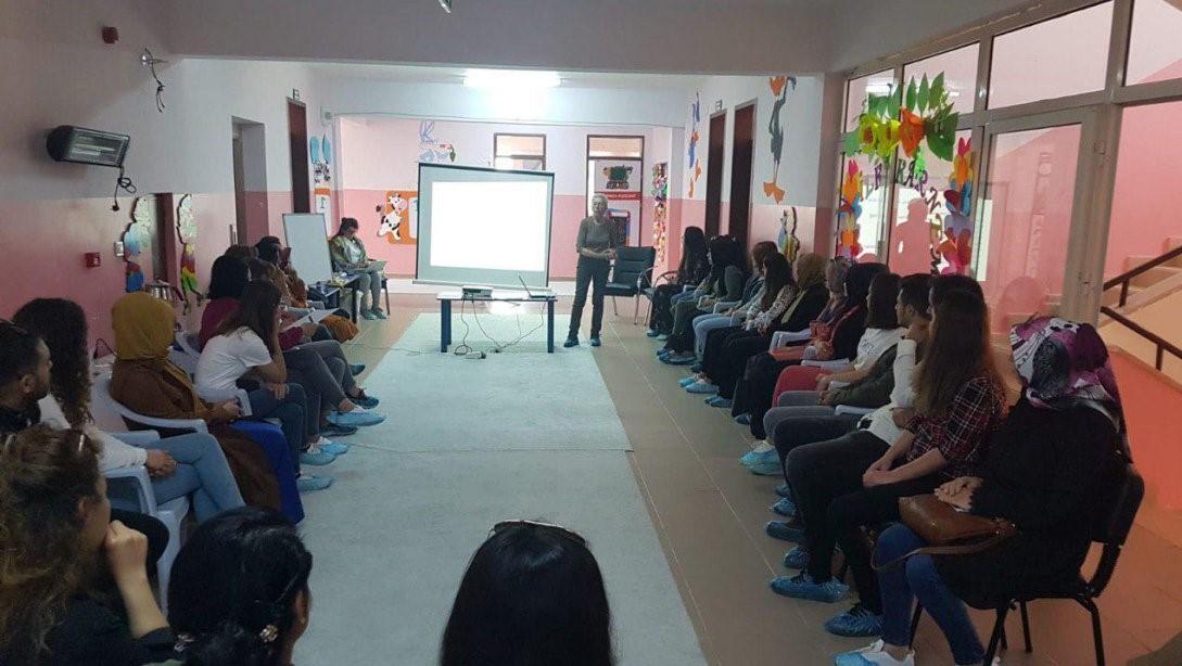 Bismil'de Okul Öncesi Eğitiminde Farkındalık Çalıştayı