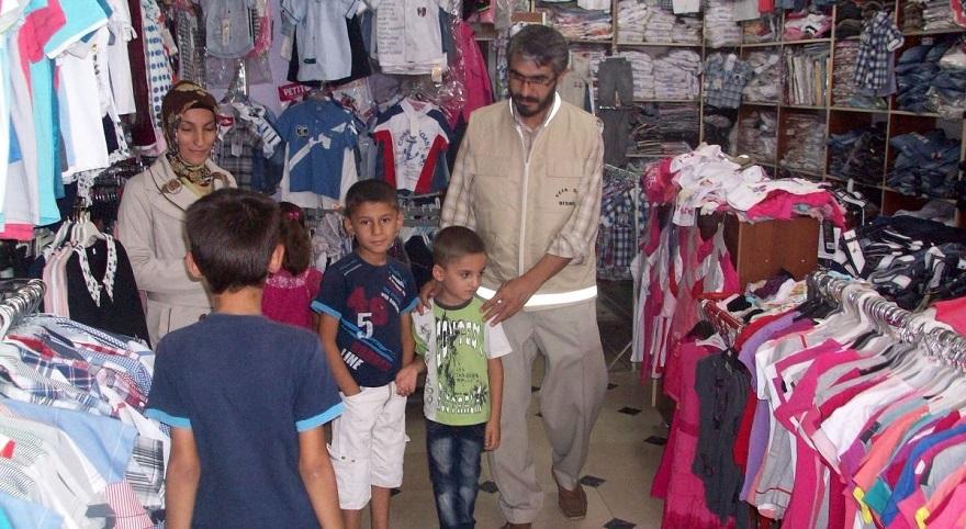 Bismil Vefa Der Bu Bayramda da Yetim Çocukları Unutmayacak