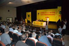 Bdp siyaset akademisi eğitime yeniden başladı