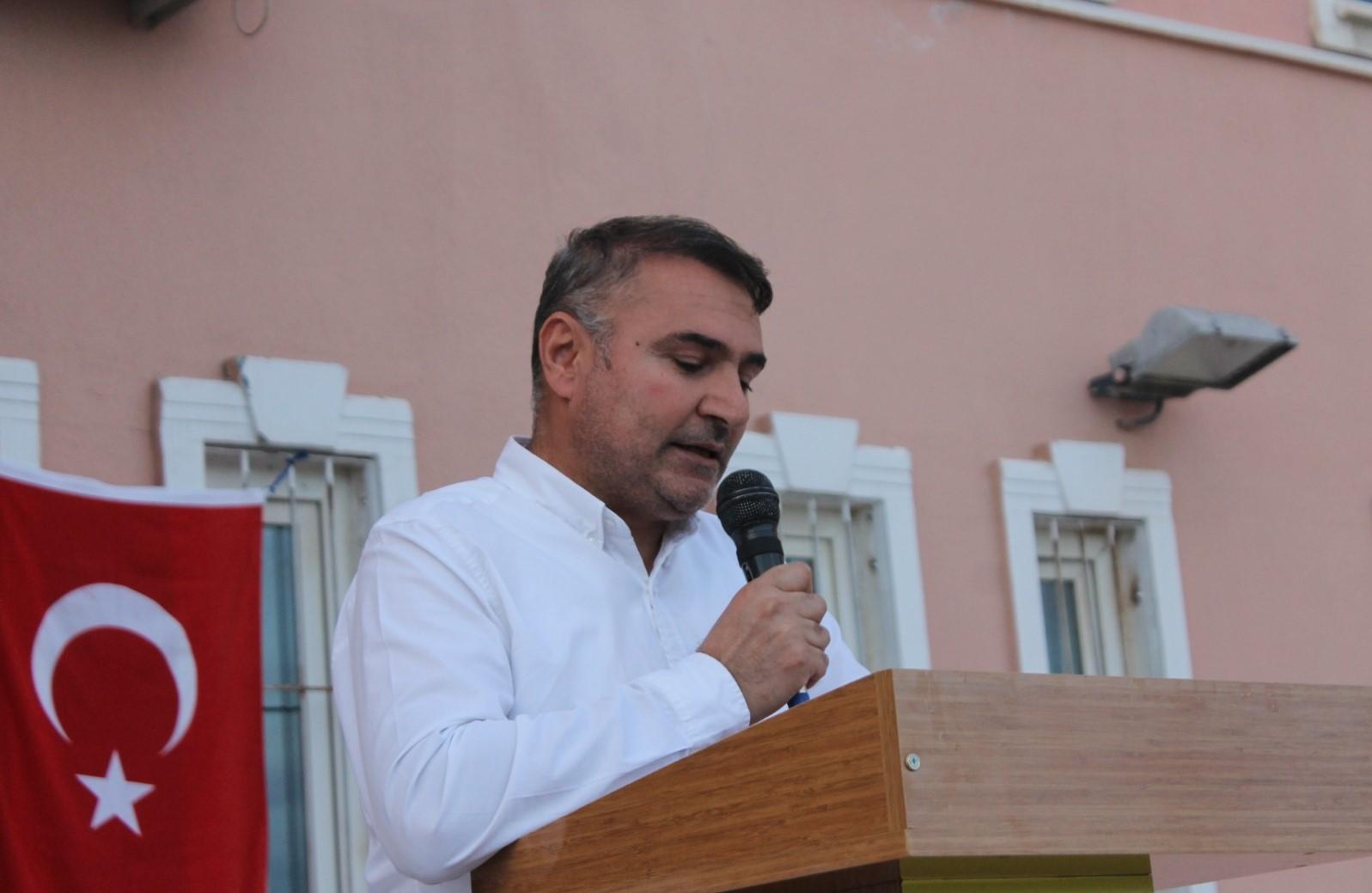 Bismil'de İmam Hatip öğrencileri ve öğretmenleri iftarda buluştu