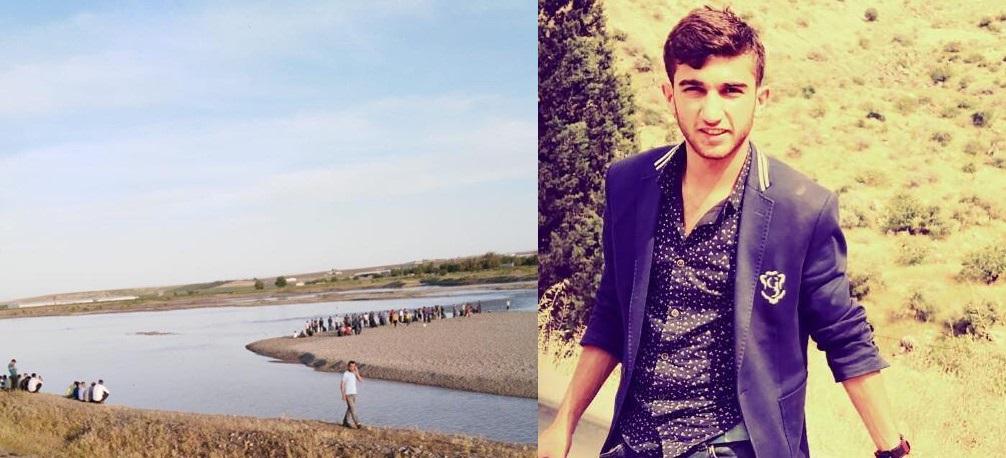Bismil'de 21yaşındaki genç Dicle nehrinde boğuldu
