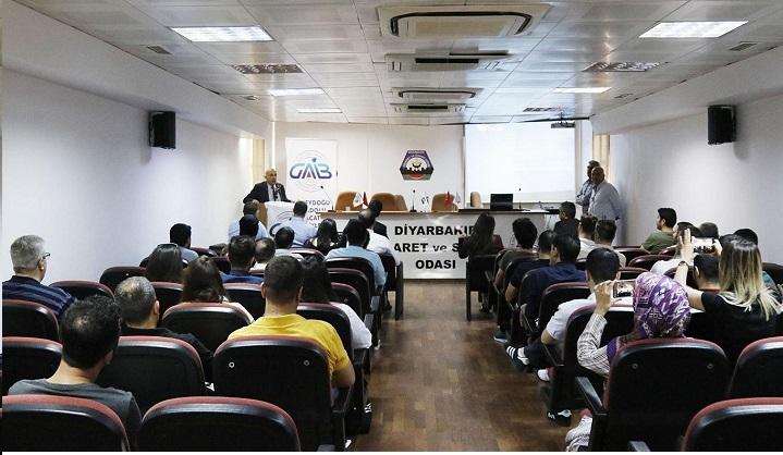 DTSO'da E-İhracat E-Ticaret ve Dijital Dönüşüm eğitimi