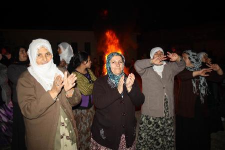 Bismil'de 27 Kasım kutlaması