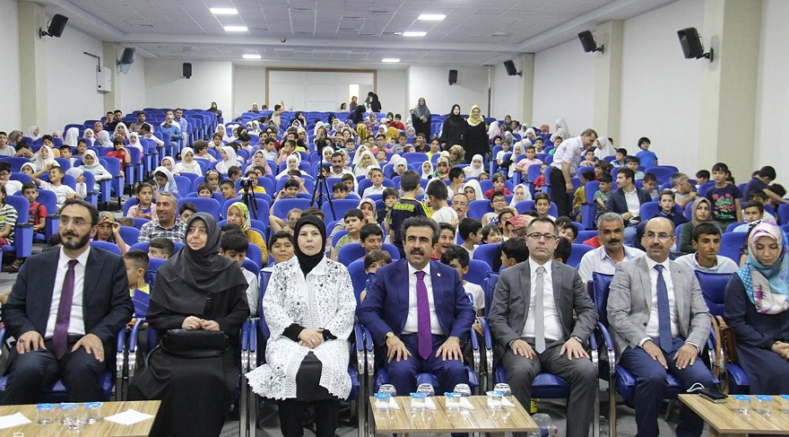 3 bin camide 75 bin çocuğa eğitim verilecek