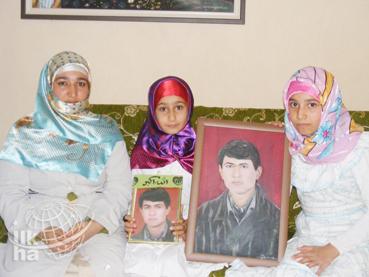 Erzurum Cezaevi'nde Mahkum ve Ailelerine