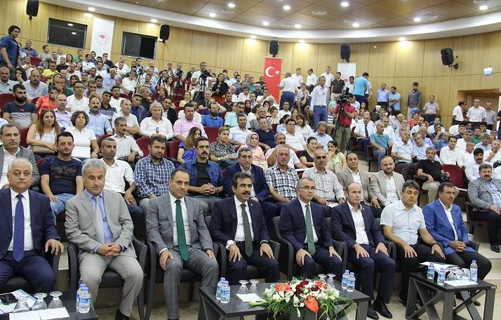 """""""Diyarbakır, dünyanın sayılı üretim merkezlerinden biri olacak"""""""