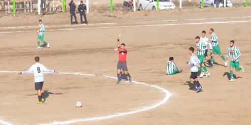 Bismil Belediyespor Gazilerspor'u 6-2 Yendi