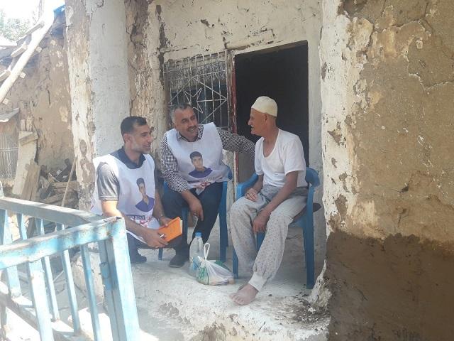 Tepe'de Kurban Geleneği Unutulmadı