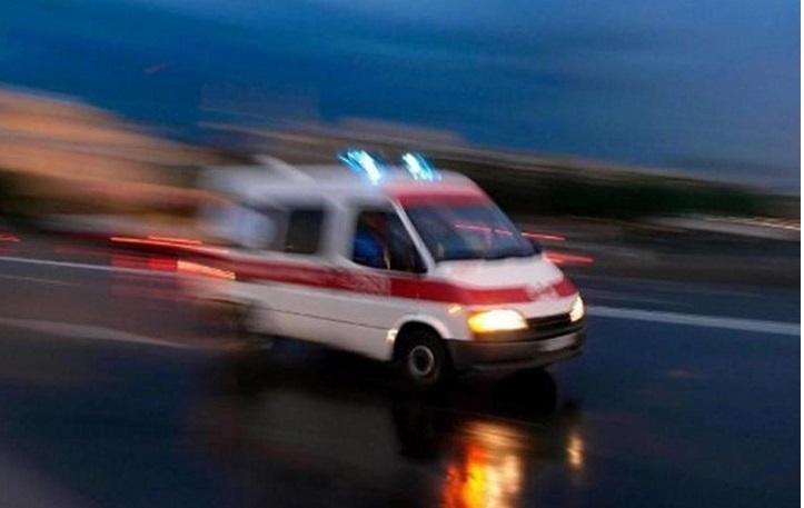 Diyarbakır'da zırhlı araç kaza yaptı