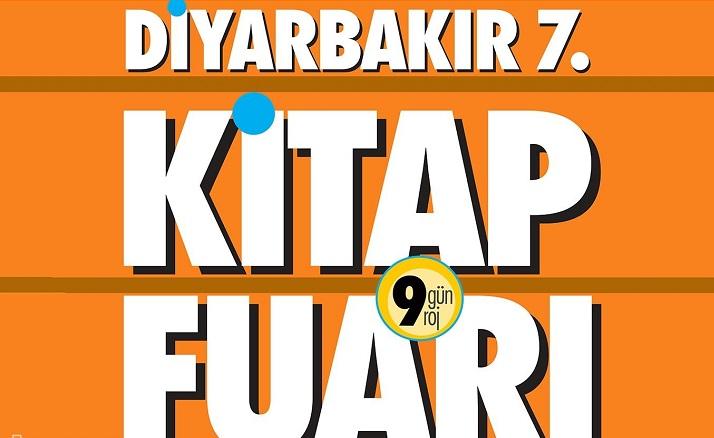 Diyarbakır 7'inci Kitap Fuarı gerçekleştirilecek