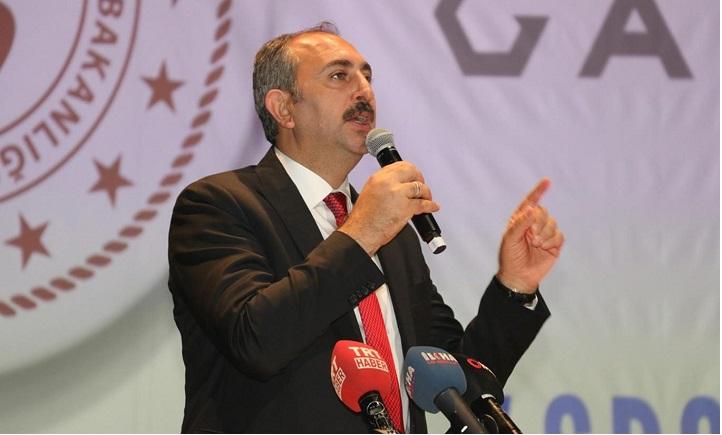 Adalet Bakanı Gül: Dünyada küresel bir adaletsizlik var