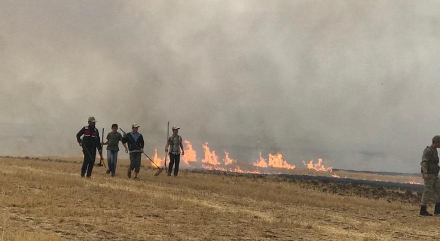 Uyarılar İşe Yaradı Anız Yangınlarında Büyük Azalma Meydana Geldi