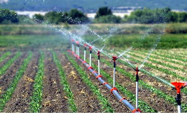 Modern sulama sistemleri tarımda su tasarrufu sağlıyor