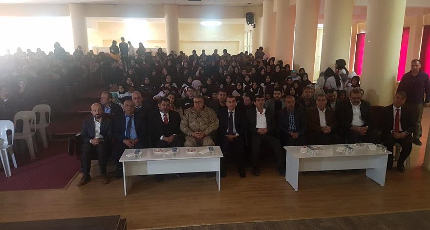 Bismil İmam Hatip okulları tarafında Mevlid-i Nebi etkinliği düzenledi