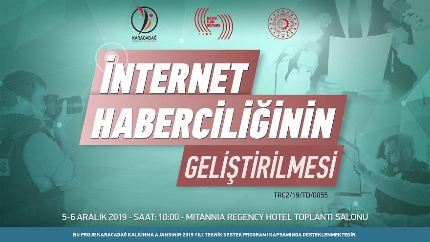 """BİK Diyarbakır'da Gazetecilere """"İnternet Haberciliği Eğitimi"""" Verecek"""